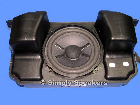 Simply Speakers Bmw Z3 Speaker Subwoofer Repair