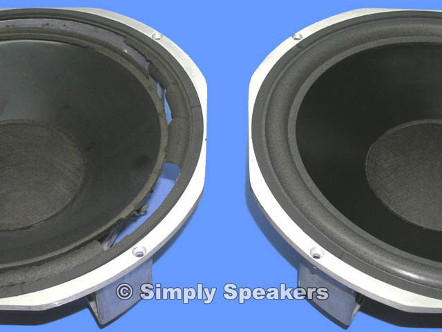 Simply Speakers Ess Amt 1 Woofer Repair