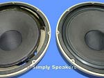 Tannoy Monitor Gold HPD385 Repair