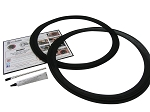 "Cloth Edge JBL 2241 18"" Speaker Repair Kit CLSK-JBL2241 (PAIR)"