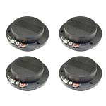 SS Audio Diaphragm for Yamaha JAY-2060, JAY2080 Horn Driver, 8 Ohm, (4 PACK)