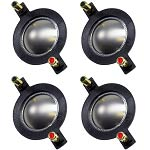 Mackie Speaker Diaphragm 1701-8, DC10, SRM450, 8 Ohm, D-SRM450 (4 PACK)