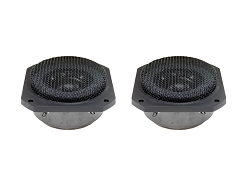 Yamaha NS10M Factory Speaker Tweeter JA0518A, XC712AA0 (PAIR)