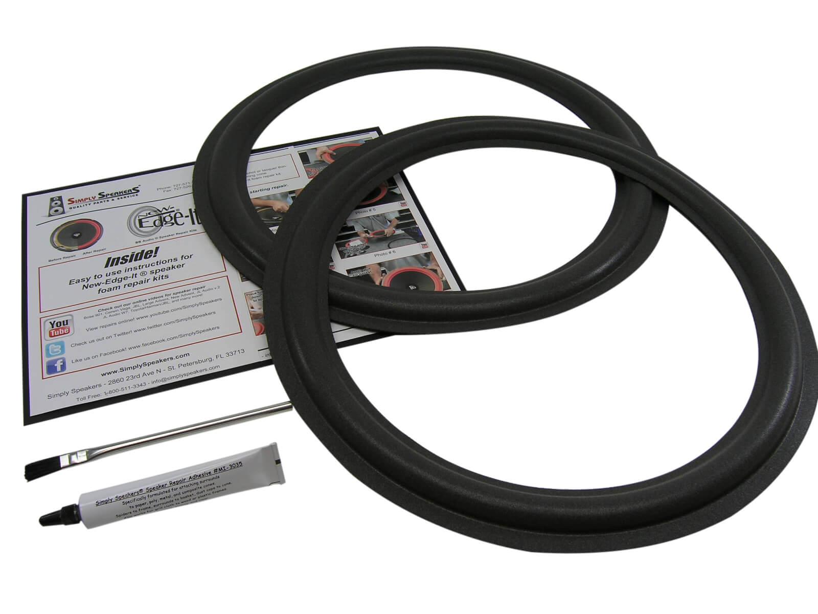 Infinity Speaker Foam Edge Repair Kit 15 Quot Infinity Sm 150