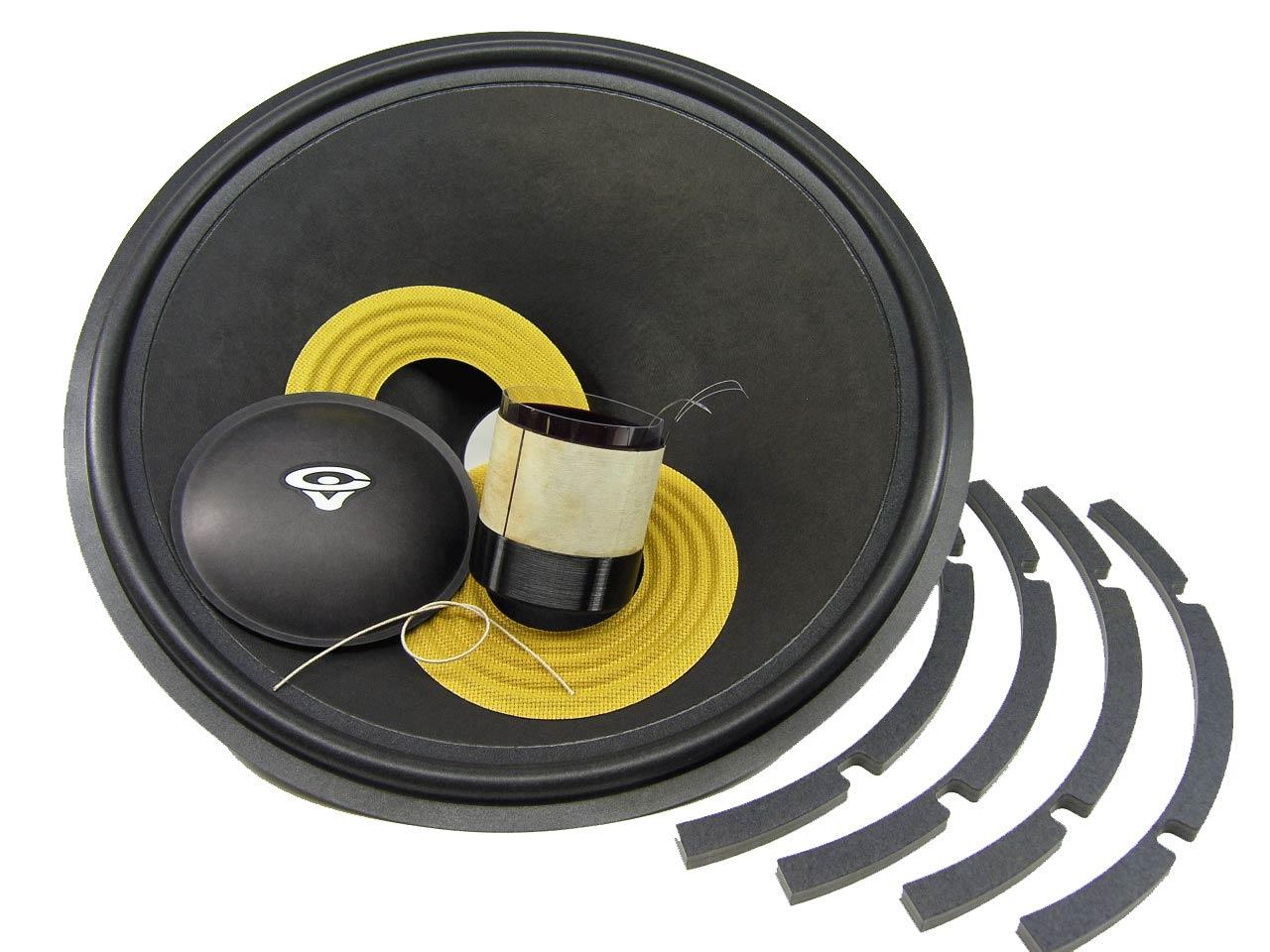 Cerwin Vega Speaker Recone Kit, FH18, RK-CVFH18