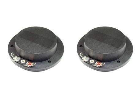 SS Audio Diaphragm for EAW SM155, SM155e Horn Driver, 8 Ohm, D-101AFT-8 (2 PACK)