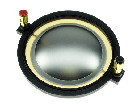 SS Audio Diaphragm For B&C DE800, DE900, DE950, Others, 8 Ohm, D-BCMMD800-8