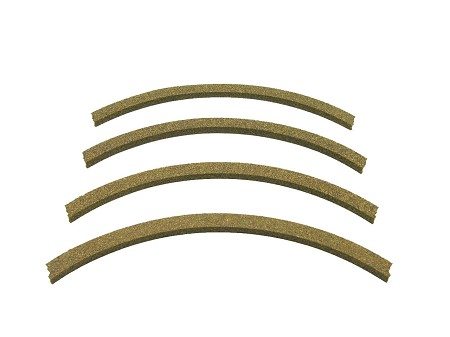 "Speaker Replacement Gasket, 12"" JBL, GAS-12-Cork"