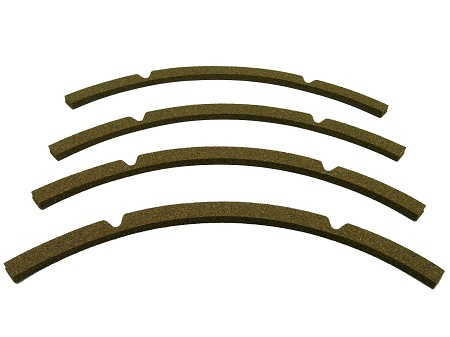 "Speaker Replacement Gasket, 15"" JBL, GAS-15-Cork"