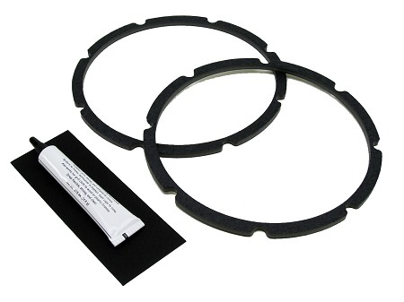 "Speaker Replacement Gasket Kit, 8"", GASK-8 (PAIR)"
