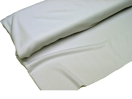 "Pure White Speaker Grill Cloth 60"" x 36"", A-572"