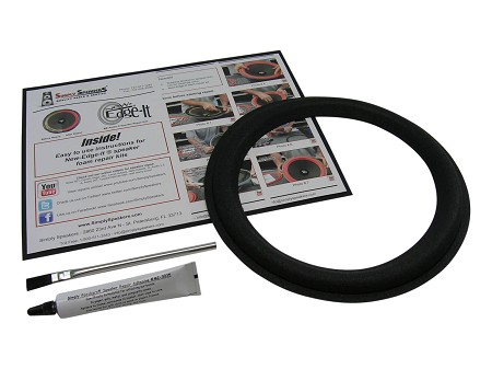 "Boston Acoustics Single 10"" Square Frame Woofer Repair Kit FSK-1028-1 (SINGLE)"