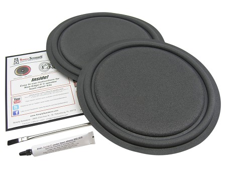 "Standard 12"" Passive Radiator Repair Kit PASK-12 (PAIR)"