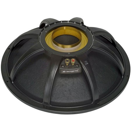 "Peavey 1808-8 HE BWX Factory Speaker Basket, 18"" Black Widow, 8 Ohm, 00560630"