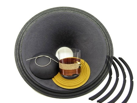 "SS Audio Recone Kit for 15"" JBL 2032H, 8 Ohms, RK-JBL2032-8"