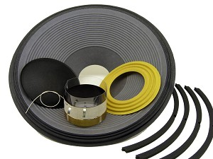 "SS Audio Recone Kit for 18"" JBL 2241G, 4 Ohms, RK-JBL2241-4"