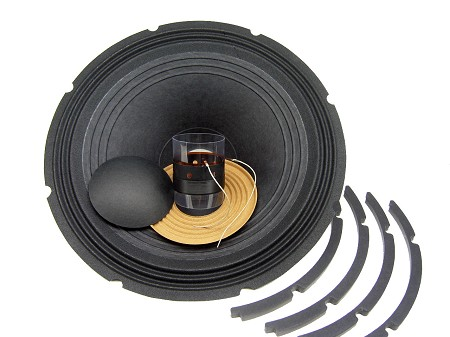 "SS Audio Recone Kit for 15"" EV DL15SX, DL15ST, 8 Ohms, RK-EVDL15SX"