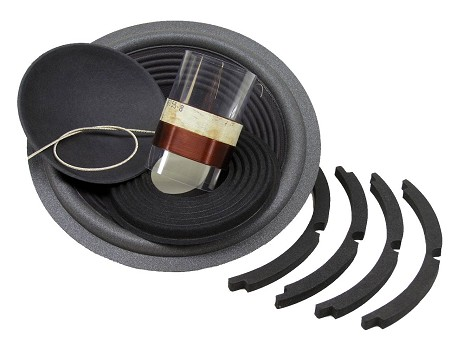 "SS Audio Recone Kit for 8"" JBL 116A, 116H, 8 Ohms, RK-JBL116A"