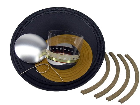 "SS Audio Recone Kit for 12"" JBL D120, E120, K120, 8 Ohms, RK-JBLE120-8"