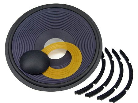"SS Audio Recone Kit for 15"" JBL PR15 Passive Radiator RK-JBLPR15"