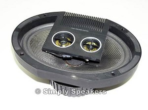 "Altec 6"" x 9"" 3 Way Auto Speaker, Sold Out!"