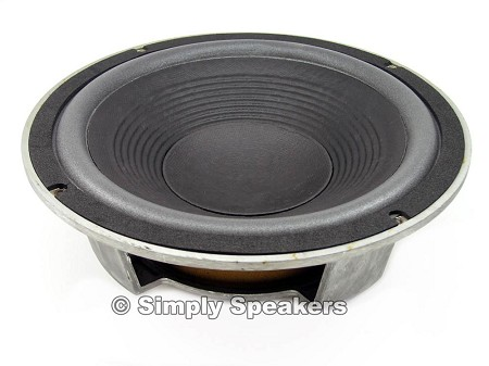 JBL Factory Replacement Woofer, 125A, Sold Out!