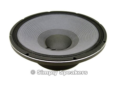 "JBL 2226H, 15""  Pro Sound Reinforcement Speaker, 8 Ohms, 800 watts, Sold Out!"