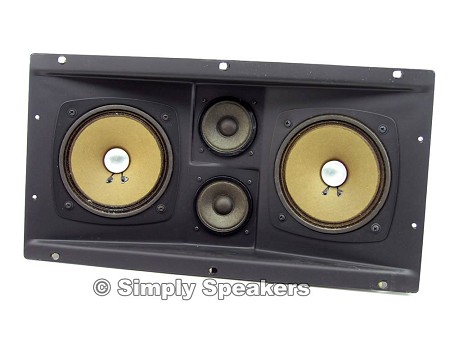Sansui SP-1700 Mid and Tweeter Pod, Sold Out!