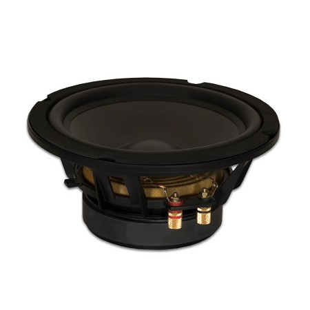 "8"" Heavy Duty Woofer, Poly Mica Cone, 4 Ohm, W-8PC-4"