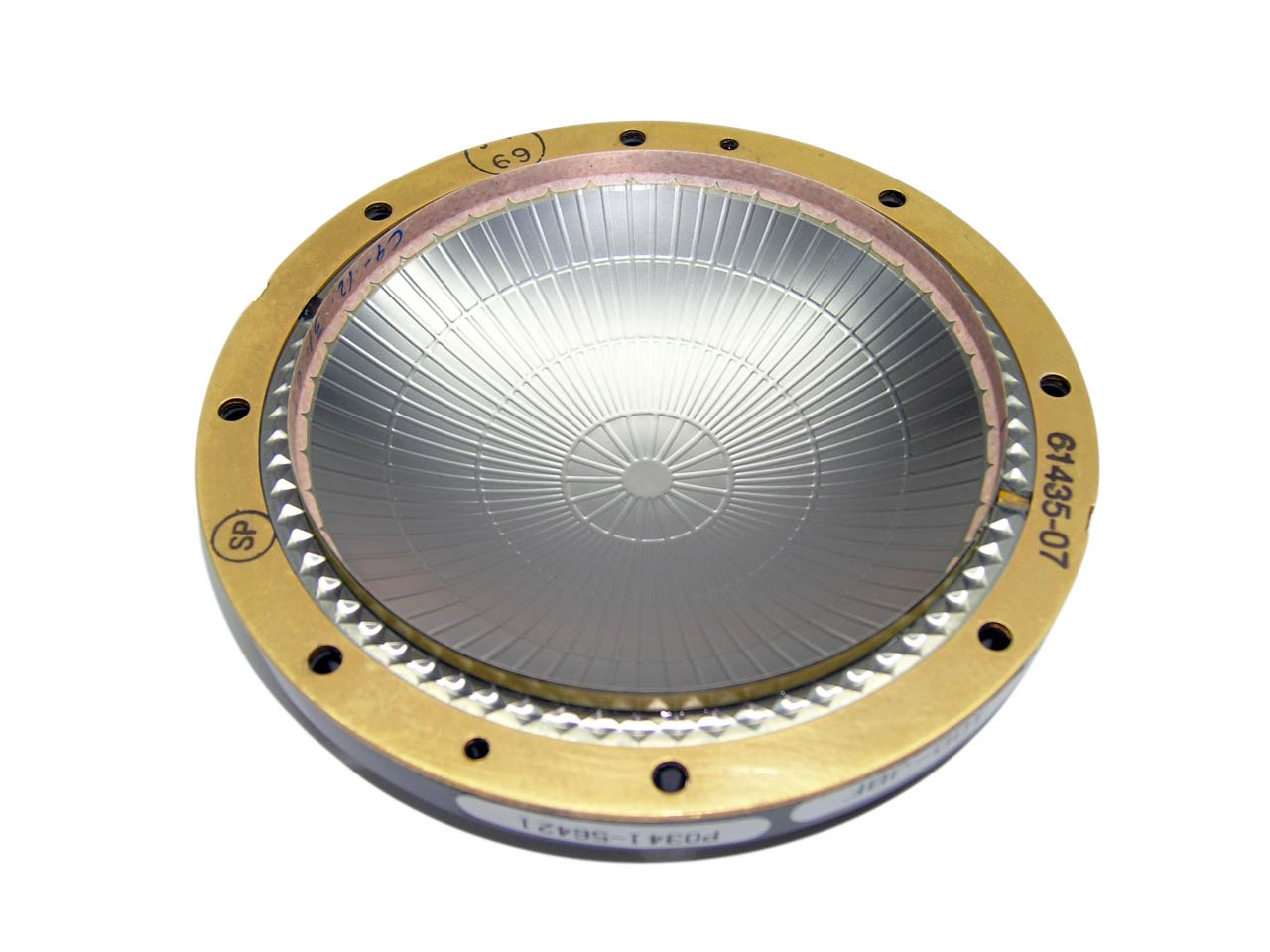 JBL AS2212 AS2215 SP212 SP215 SP222 SP225 Factory Horn Driver Diaphragm D16R2450