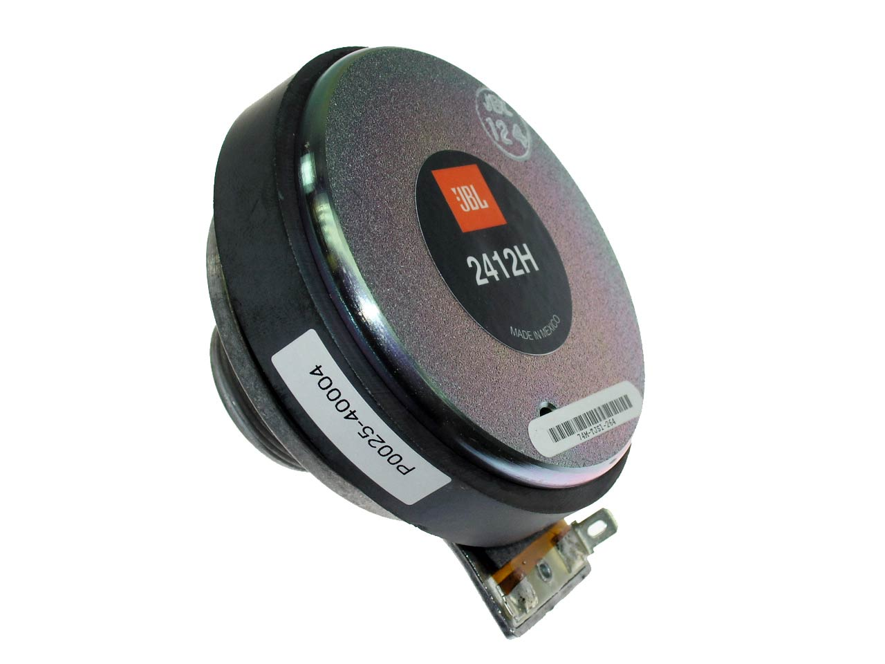 JBL Factory Replacement Driver 2412H, 125-10000-00X