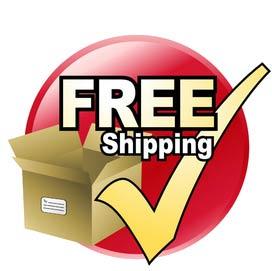 Free USA shipping!