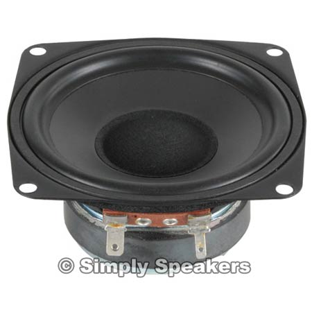 Replacement Speaker Poly Cone Midrange