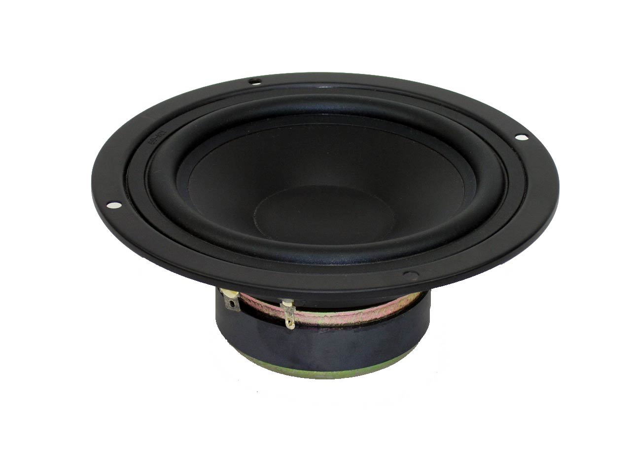 Replacement Speaker Sealed Back Poly Cone Midrange