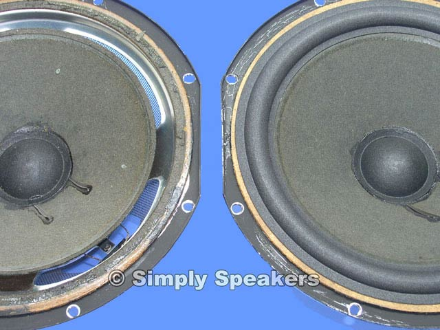 Acoustic Research 3A Woofer Repair