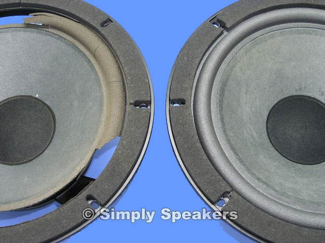 "Altec Lansing 12"" Woofer Repair"