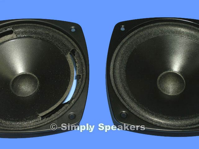 Boston Acoustics HD7 Speaker Repair