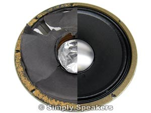 Speaker Recone Kits, Voice Coils, Cones, and Speaker Repair