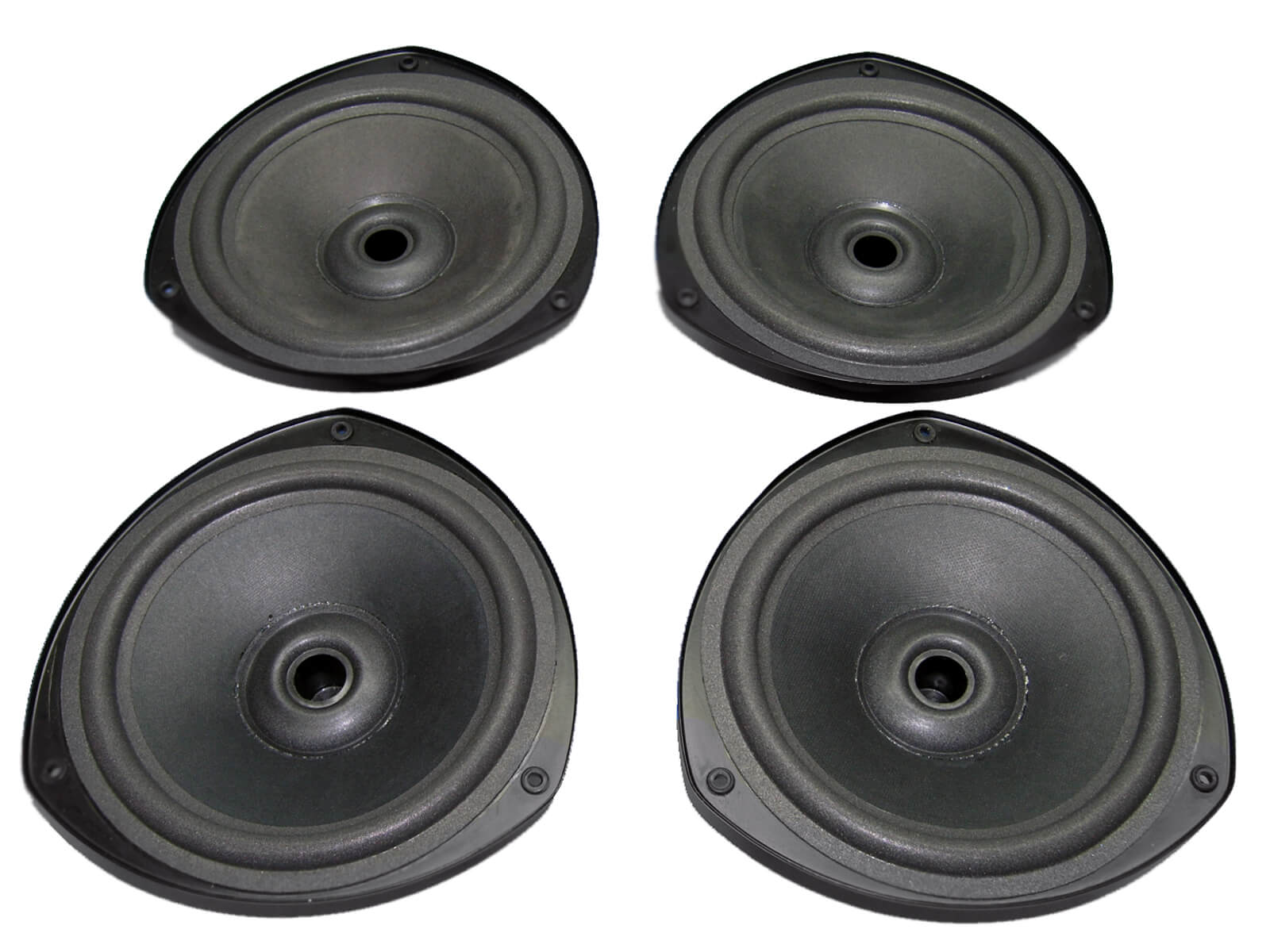 KEF Reference 104//2 Donut Dust Cap Center Foam Kit 4 Pack FSK-KEF-4 Free Ship