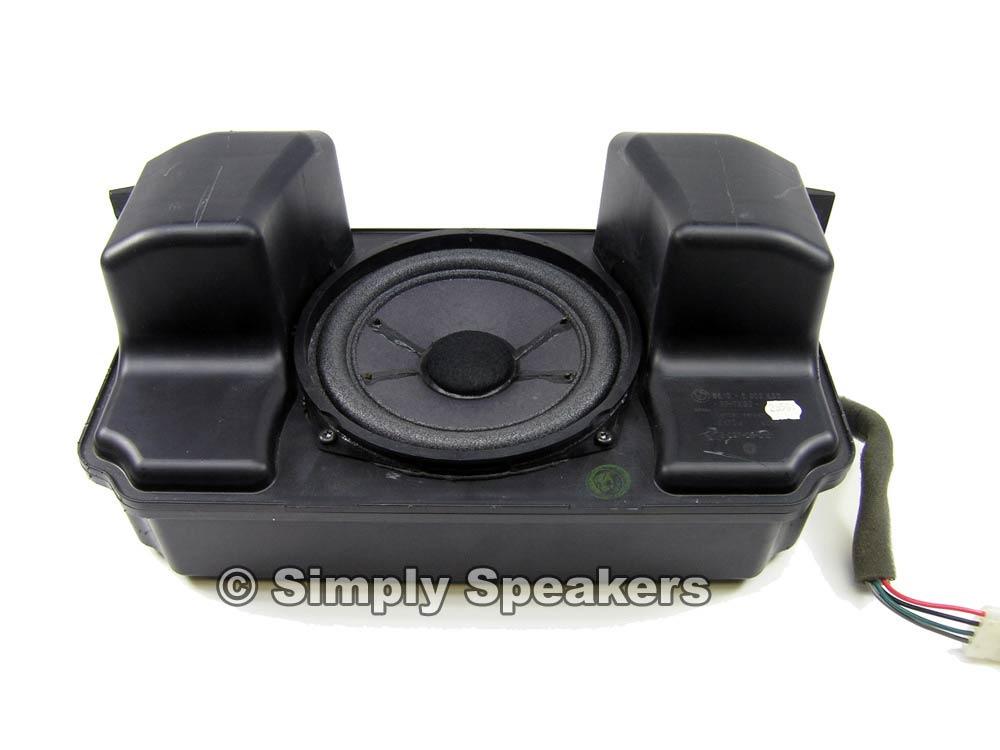 Bmw Z3 Subwoofer Harman Kardon Speaker 65 13 6 902 837