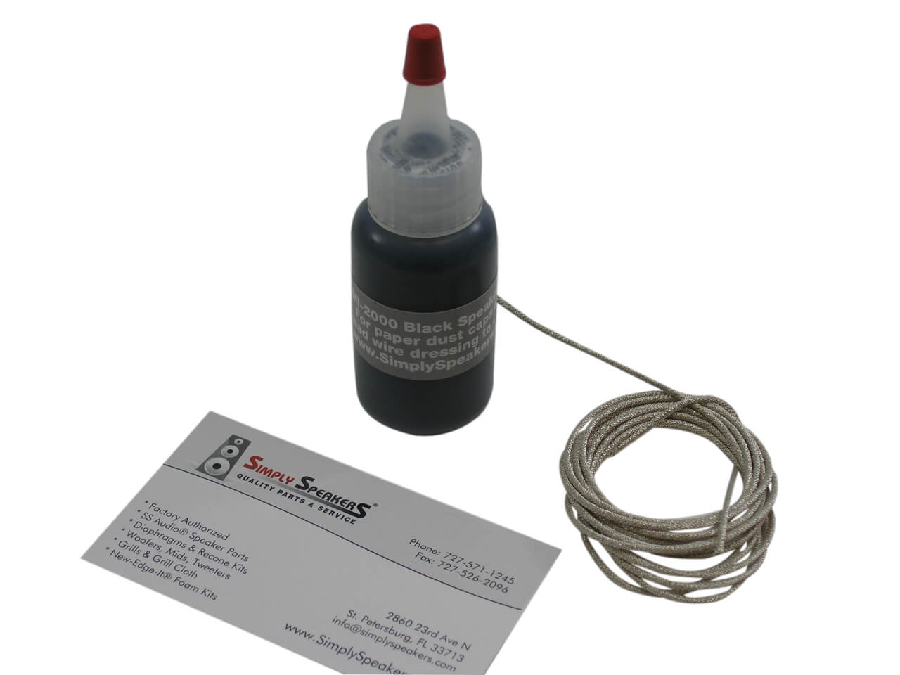 Speaker Lead Wire Repair Kit