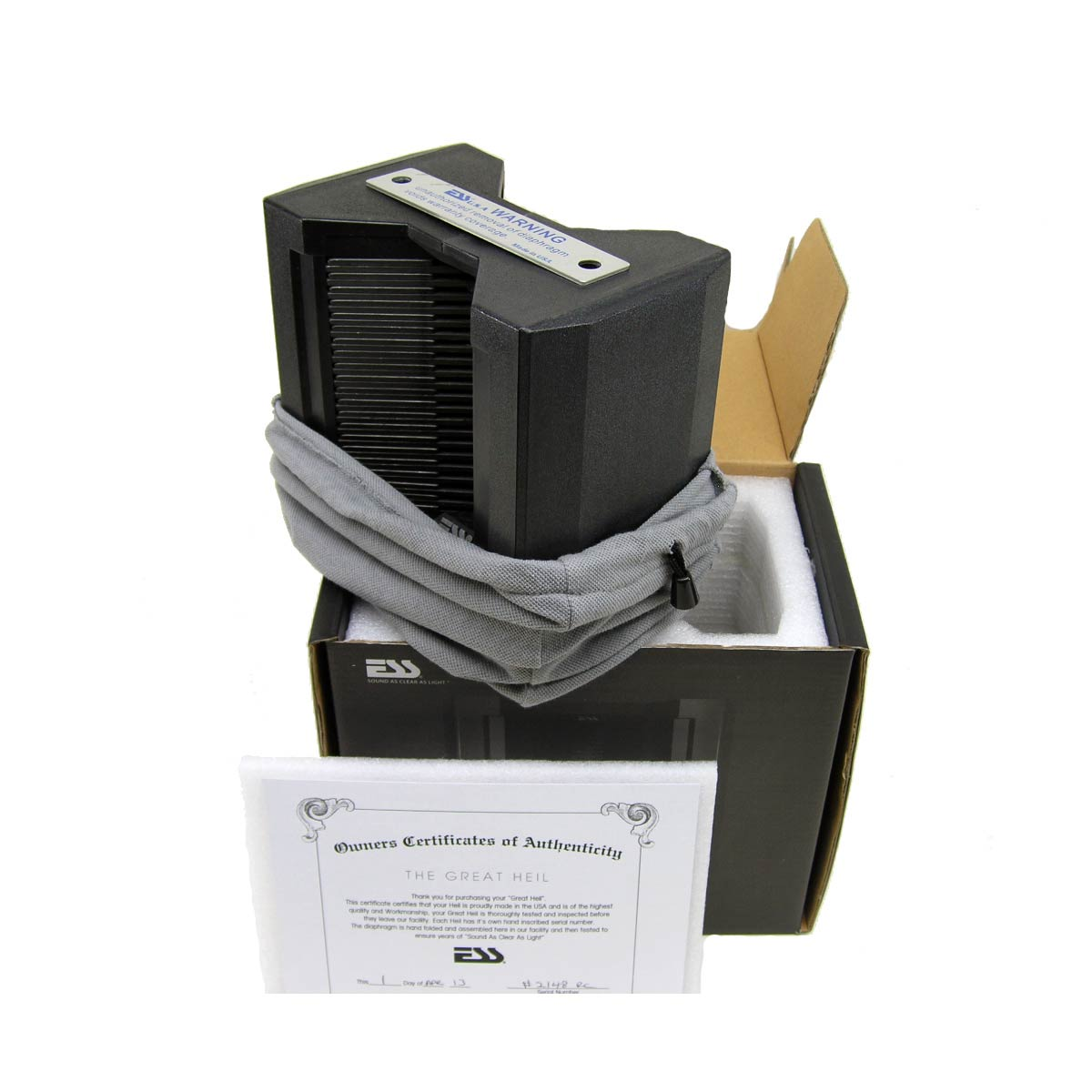 ESS Air Motion Transformer Heil