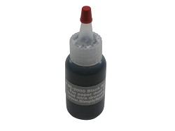 Speaker Repair Adhesive, Dust Cap, Leadwire Dress, Black, MI-2000, 1 Ounce