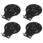 SS Audio Diaphragm for JBL 2412H, 2412H-1, 2413, JRX, TR Series, MPro, Sound Factor, D-2412-PL-4 (4 PACK)