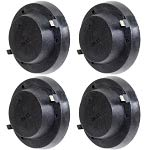 SS Audio Diaphragm For JBL 2416H, 2416H-1, D-2416-4 (4 PACK)