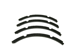GAS-12RUBI: SPEAKER REPLACEMENT GASKET, RUBITEX, 12