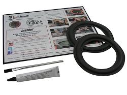 Pair Yamaha 4 Inch Foam Speaker Repair Kit FSK-4