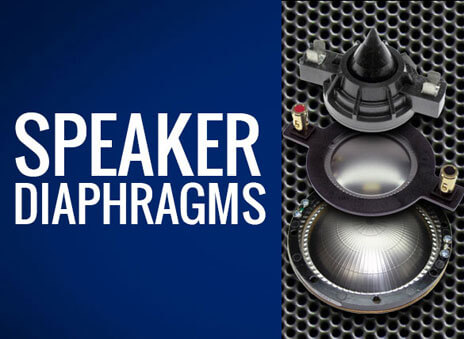 Simply Speakers Official Speaker Repair Parts Page Replacement Speaker Parts And Repair