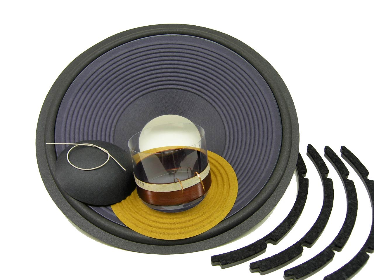SS Audio Recone Kit for 15