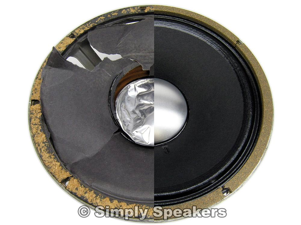 Simply Speakers - Speaker Repair Order Form